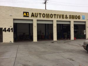 a1 storefront